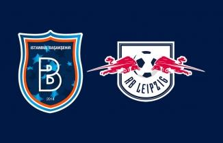 Başakşehir RB Leipzig maçı (CANLI İZLE)
