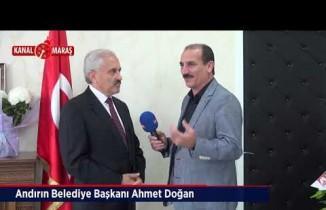 Başkan Doğan'den Kanal Maraş'a yerel seçim değerlendirmesi
