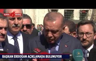 Başkan Erdoğan'dan flaş İstanbul açıklaması!