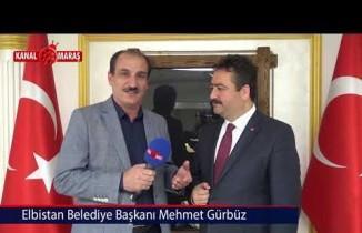 Başkan Gürbüz: Elbistan'ı çok farklı bir noktaya getireceğiz