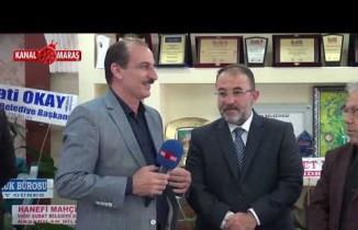 Başkan Güven'den Kanal Maraş'a yerel seçim değerlendirmesi