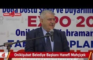 Başkan Mahçiçek: Kahramanmaraş'ın geleceğine damga vuracağız