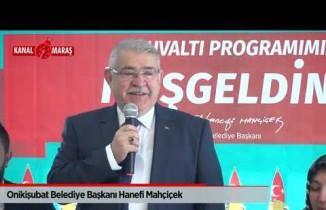 Başkan Mahçiçek: Türkiye sağlık alanda çağ atladı