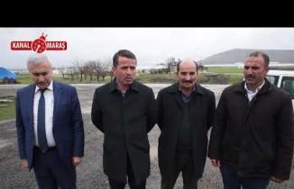 Başkan Okumuş; Serası ile meşhur Kadıoğluçiftliği Mahallesini ziyaret etti