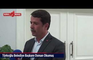 Başkan Okumuş'tan yerel seçim açıklaması