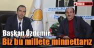 Ak Parti Kahramanmaraş İl Başkanı Av. Ahmet Özdemir