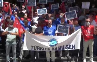 Türkiye Kamu-Sen hükümete seslendi!
