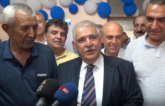 Kahramanmaraş'ta Arsan Sümerspor Derneği açıldı