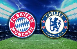 Bayern Münih - Chelsea Maçı (CANLI İZLE)