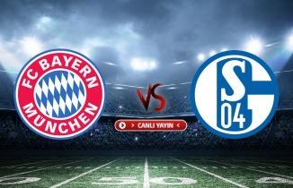 Bayern Münih - Schalke 04 maçı | CANLI İZLE