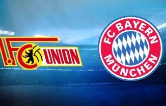 Union Berlin - Bayern Münih maçı (CANLI İZLE)