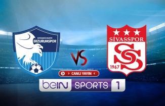 BB Erzurumspor - Sivasspor maçı (CANLI İZLE)