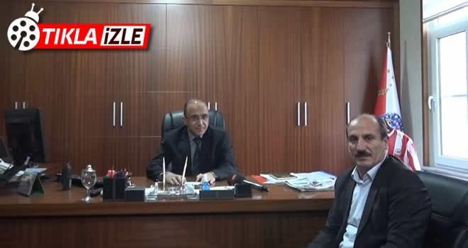 Kanal Maraş'tan Emniyet Müdürü İnci'ye ziyaret