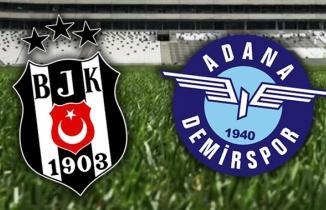 Beşiktaş Adana Demirspor Maçı Canlı İzle Şifresiz Bein Sports 1 Bedava İzle