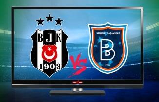 Beşiktaş, Başakşehir'i tek golle yendi