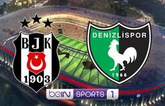 HD Canlı Maç İzle Beşiktaş Denizlispor