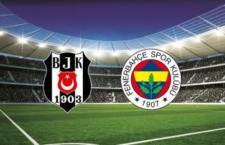 Canlı izle: Beşiktaş Fenerbahçe şifresiz yayın linki