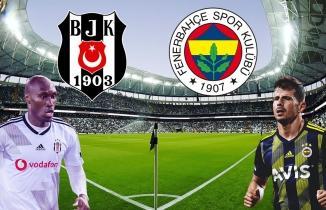 CANLI YAYIN: Beşiktaş - Fenerbahçe maçı canlı izle! beIN Sports 1 canlı yayın...