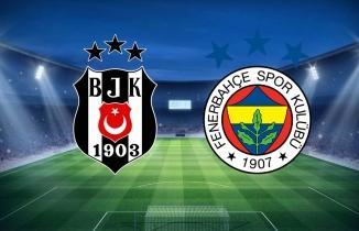 Beşiktaş - Fenerbahçe derbi maçını şifresiz izle