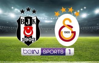 Beşiktaş - Galatasaray maçı (CANLI İZLE)