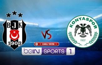 Beşiktaş - Konyaspor maçı (CANLI İZLE)