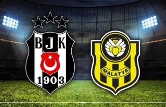 Kartal'ı durdurana aşk olsun! (Beşiktaş - Yeni Malatyaspor ÖZET)