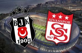 Beşiktaş (2-1) Sivasspor Süper Lig Maçı Özeti İzle Youtube Bein Sports!