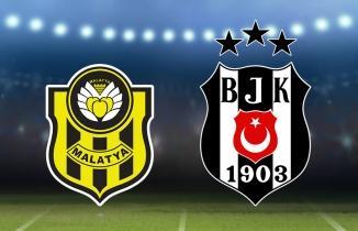 Malatyaspor - Beşiktaş maçı (CANLI İZLE)