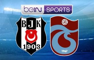 Beşiktaş Trabzonspor maçı | CANLI İZLE