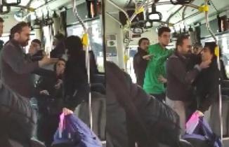 İsyan ettiren olay! Üstü kirli diye küçük çocuğu otobüsten attı