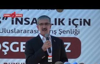 Büyükşehir ve Kızılay'dan Barış Günü etkinliği