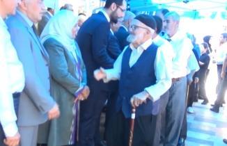 Mahir Ünal'dan bayramlaşma töreninin ardından önemli açıklamalar