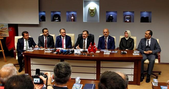 Bakan Eroğlu: Bu müteahhitlik değildir bu sahtekarlıktır