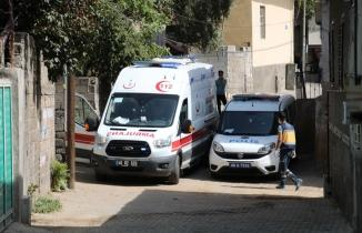 Kahramanmaraş'ta kötü koku gelen evden ceset çıktı