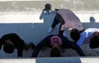 Kahramanmaraş'ta cezayı yediler: Nefes kesen kovalamaca sonucu yakalandılar