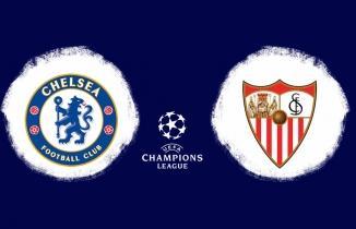 Chelsea Sevilla Maçı Canlı İzle