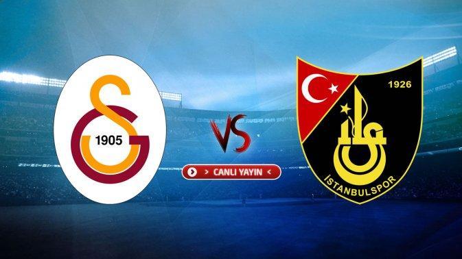 Galatasaray - İstanbulspor maçı / CANLI İZLE video izle