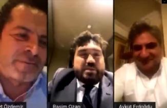 Cüneyt Özdemir ile Rasim Ozan Kütahyalı arasında 'Kafan güzel' tartışması