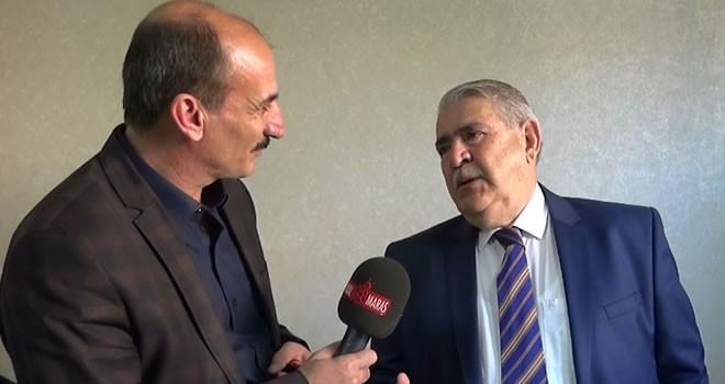 Başkan Mahçiçek: 'Ülkemizin, Türkiye'mizin geleceği burada'