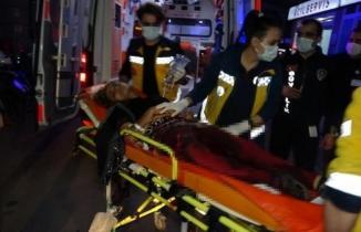 Bursa'da sokak ortasında dehşet! Eşini tüfekle vurdu