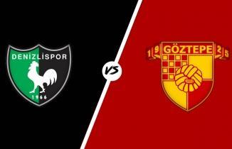 Denizlispor - Göztepe maçı (CANLI İZLE)