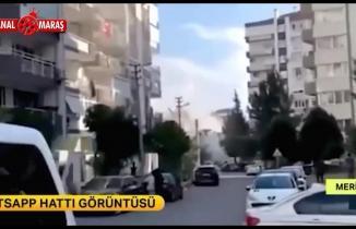 İzmir'de binanın yıkılma anı saniye saniye kameralarda