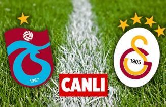 Galatasaray attı Trabzonspor yakaladı: 2-2