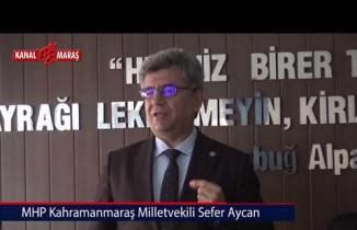 Dulkadiroğlu Belediye Başkanı Okay'dan Ülkü Ocakları'na Ziyaret