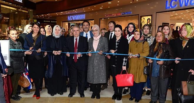'8 Mart Dünya Kadınlar Günü' nedeniyle fotoğraf sergisi açıldı