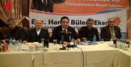 Hamit Bülent Eken aday adaylığını açıkladı