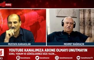 Mustafa Karaaslan: Kanal Maraş o dosyanın peşini bırakmaz
