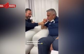 Mehmet Gürbüz'ün skandal görüntüleri ortaya çıktı
