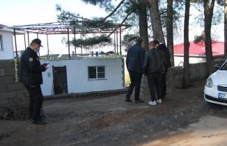 Kahramanmaraş'ta, çatıda çalışırken akıma kapılan bir kişi öldü