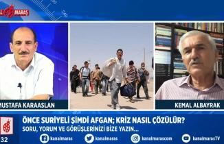 AK Parti'nin kurucu vekillerinden Kemal Albayrak gündemdeki konuları değerlendirdi